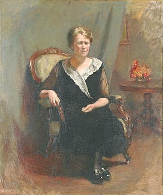 ALICE MARIAN ELLEN BALE (1875 - 1955) Self