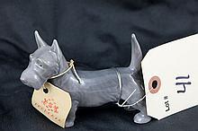 Bing & Grondahl Figurine of Scottie Dog #2167