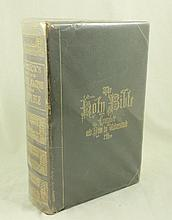 RARE BOOK :: Hitchcock's New & Complete Analysis of the Holy Bible 1869