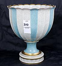 Royal Copenhagen Crackle Urn #460 3138