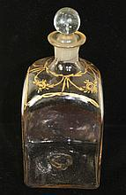 18th Century Blown Glass Decanter