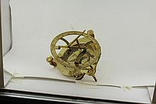 Dollonds Portable Sundial replica in Woo