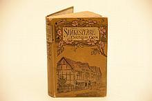 The Shakespeare Birthday Book