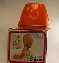 1960s electric portable hair dryer in or