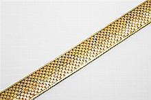 18kt Gold Lady's Bracelet