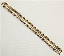 14kt Yellow Gold Bracelet