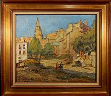 Paul Louis Guilbert, (1886-1964, French)