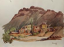 Roger Bailey (1897-? American)