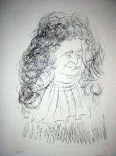 Dali Le Bestaire de la Fontaine Hand Signed 1974 Original Etching