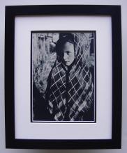 Zucca Portrait of a Child photogravure