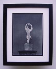 Henri Laurens The Musician photogravure