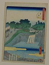 Japanese Woodblock Print -