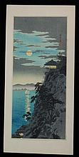 Japanese Wood Block Prints -