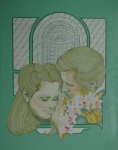 Original Illustration Art  -