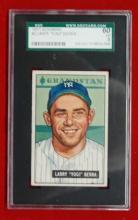 1951B #2 Yogi Berra'
