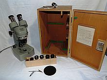 Vintage Kyowa Microscope