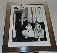 A Fine Vintage Tiffany & Co. Sterling Pitcure Frame