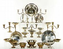 Collection of Sterling Hollowware