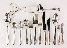 Dominick & Haff Sterling Flatware
