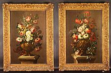 Pair of Venetian Still Lifes, O/C
