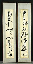 Chinese Calligraphy Paintings