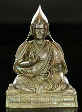 Tibetan Lama Figure
