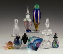 Collection of Assorted Glass Items