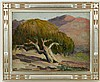 Attrb. Dummer, Impressionist Landscape, O/B