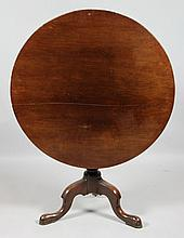 19th C. English Regency Table