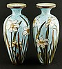 Pair of Bennett Pottery Vases