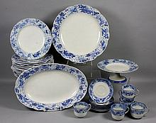 Japanese Porcelain Dinner Set