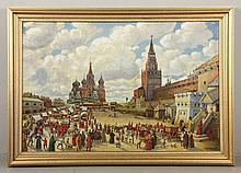 View of St. Petersburg Square