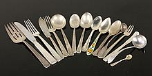 Lot of Sterling Flatware