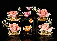 Boehm, Lot of 6 Pieces, Porcelain