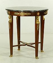 French Empire Table