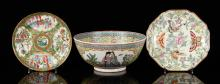 3 Chinese Porcelain Items