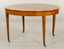 Early 19th C. Dining Table