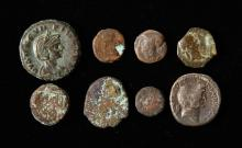 Lot of 8 Roman Coins