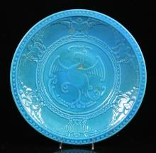 Cowen Pottery Charger