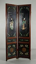19th C. Chinese Screen