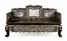 19th C. Chinese Bench