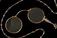 14K Gold Tiffany Necklace