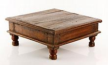 Late 17th/Early 18th C. Oak Stand