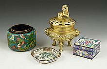 Four Chinese Items