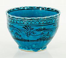 Persian Pottery Bowl
