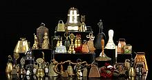 Collection of Bells from the Estate of Dr. Francis Horwich