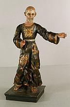 Italian Figure of Joseph, Carved Wood