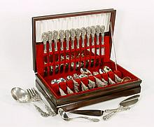 Reed and Barton Sterling Flatware