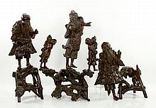3 Chinese Root Figures