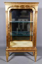 20th C. Neo-Classical Curio Cabinet